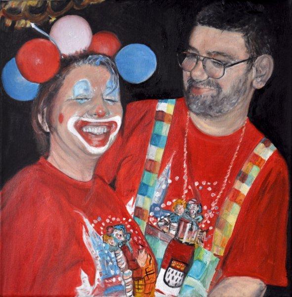 Karneval, Gemälde